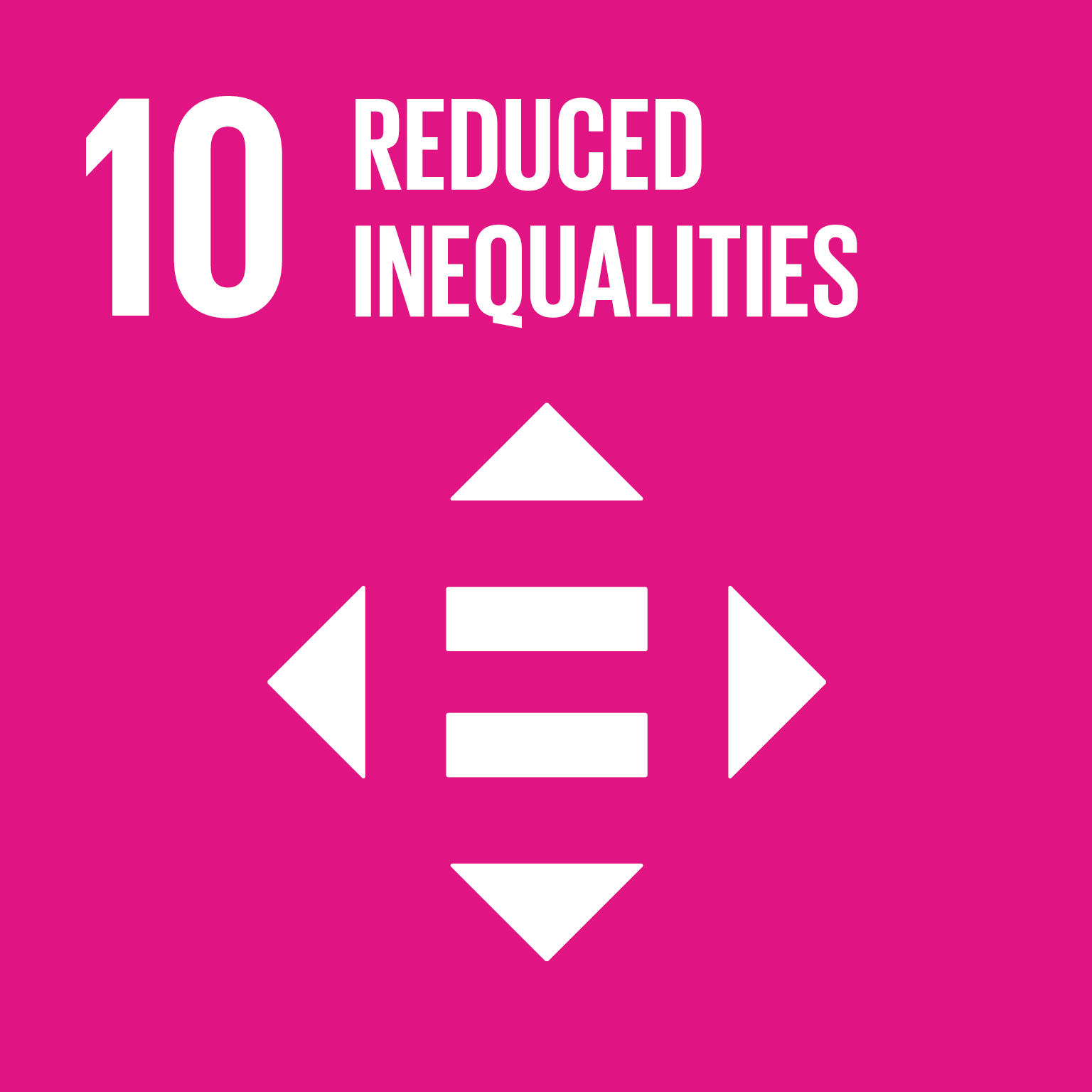 Reduced Inequalities Icon