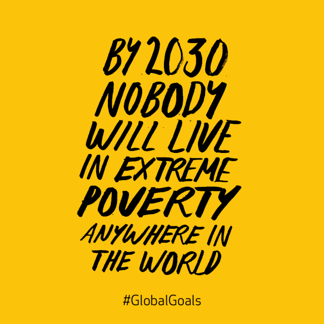 No Poverty 2030 Quote