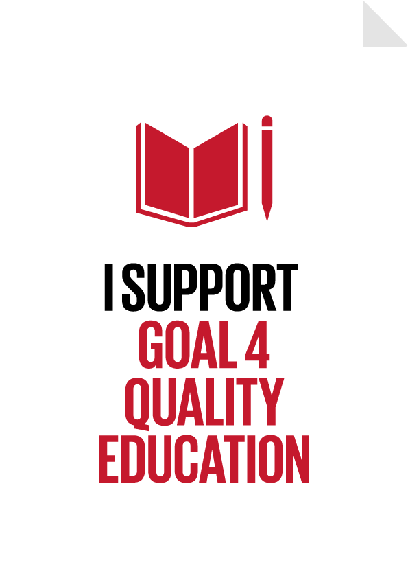 Goal 4 Quality Education Poster Preview