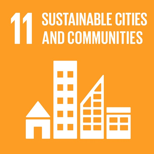 Global Goals Goal 11 Sustainable cities and communities