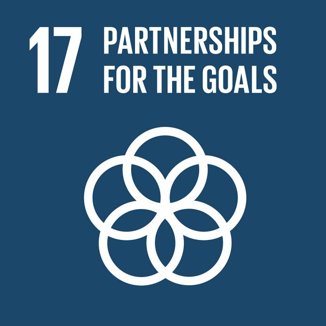 Global Goals Goal 17 Partnerships for the goals